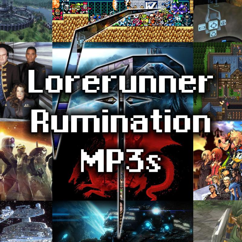 Rumination Analysis on Dragon Quest 3