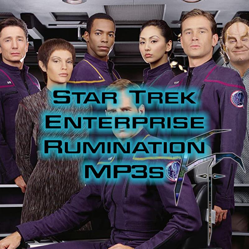 Star Trek ENT S1E16 Shuttlepod One