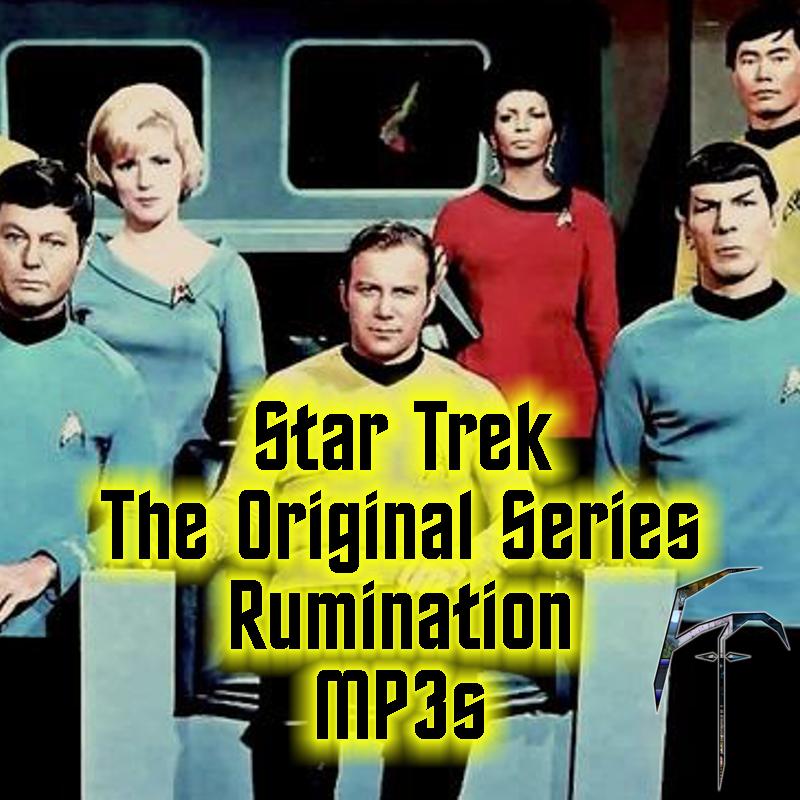 Star Trek TOS S1E21 Tomorrow Is Yesterday